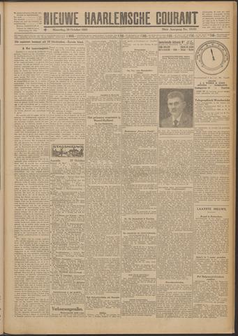 Nieuwe Haarlemsche Courant 1925-10-26