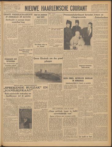 Nieuwe Haarlemsche Courant 1947-04-15