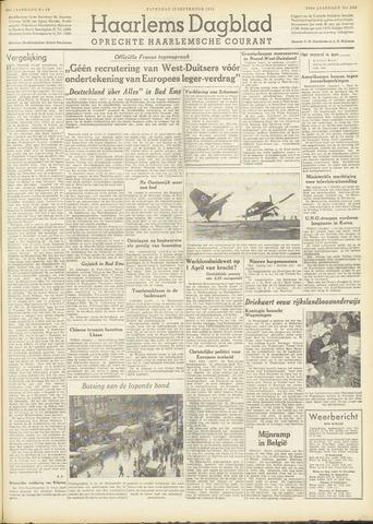 Haarlem's Dagblad 1951-09-15