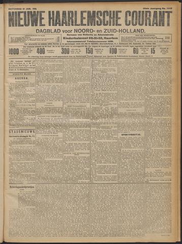 Nieuwe Haarlemsche Courant 1911-01-21