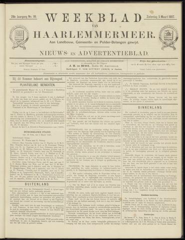 Weekblad van Haarlemmermeer 1887-03-05