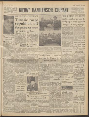 Nieuwe Haarlemsche Courant 1957-07-26