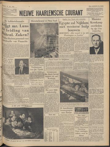 Nieuwe Haarlemsche Courant 1956-07-18