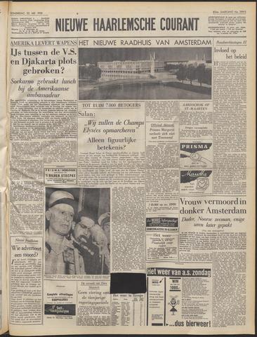 Nieuwe Haarlemsche Courant 1958-05-22