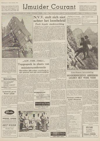 IJmuider Courant 1959-10-02