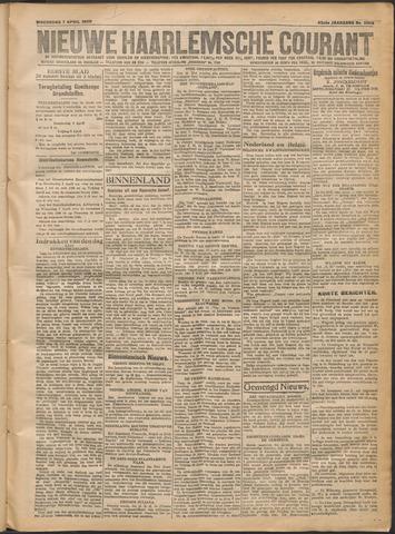 Nieuwe Haarlemsche Courant 1920-04-07