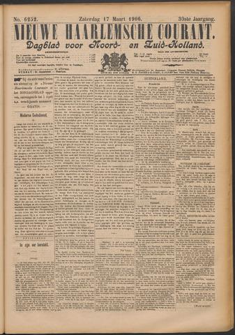 Nieuwe Haarlemsche Courant 1906-03-17