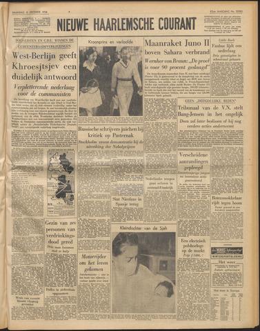 Nieuwe Haarlemsche Courant 1958-12-08