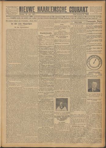 Nieuwe Haarlemsche Courant 1927-07-19