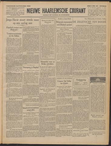 Nieuwe Haarlemsche Courant 1941-04-06