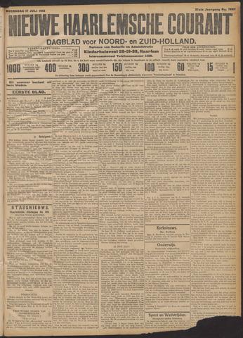 Nieuwe Haarlemsche Courant 1912-07-17