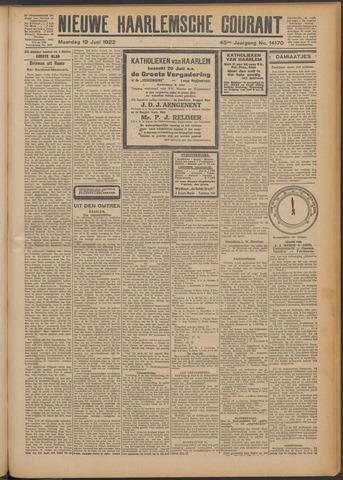 Nieuwe Haarlemsche Courant 1922-06-19