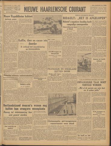 Nieuwe Haarlemsche Courant 1947-07-03