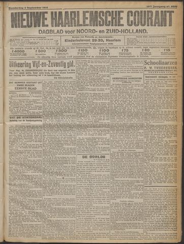 Nieuwe Haarlemsche Courant 1915-09-02