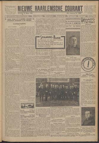 Nieuwe Haarlemsche Courant 1925-03-14
