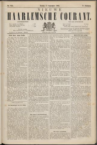 Nieuwe Haarlemsche Courant 1882-09-17