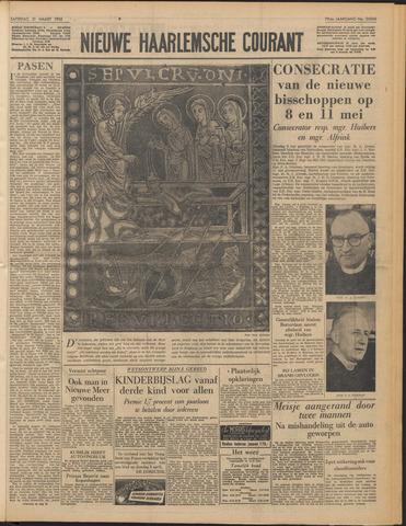 Nieuwe Haarlemsche Courant 1956-03-31