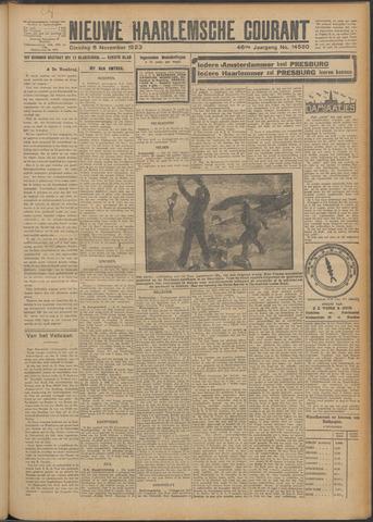 Nieuwe Haarlemsche Courant 1923-11-06