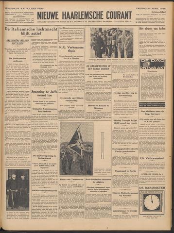 Nieuwe Haarlemsche Courant 1936-04-24