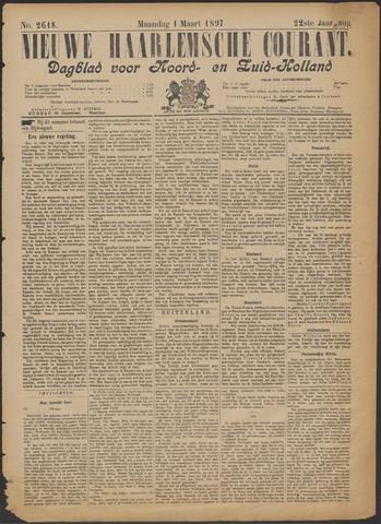 Nieuwe Haarlemsche Courant 1897-03-01