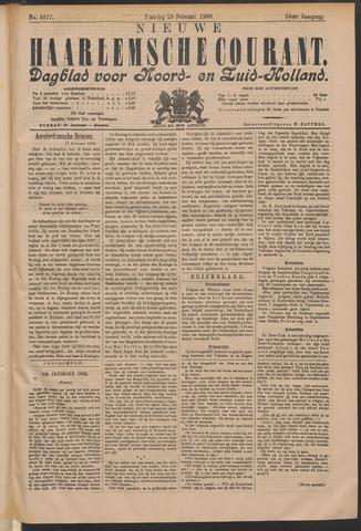 Nieuwe Haarlemsche Courant 1900-02-20