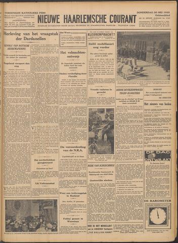Nieuwe Haarlemsche Courant 1935-05-30