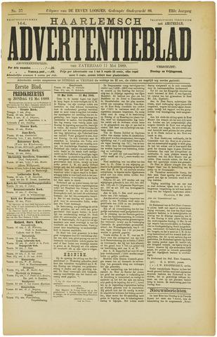 Haarlemsch Advertentieblad 1889-05-11