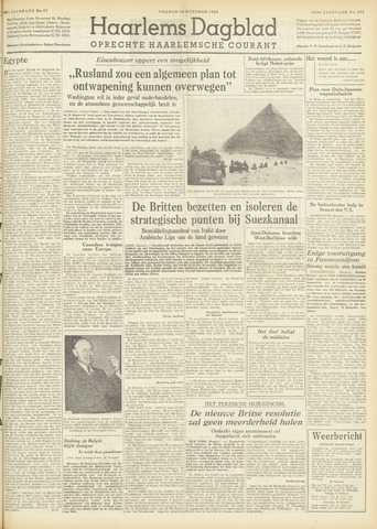 Haarlem's Dagblad 1951-10-19