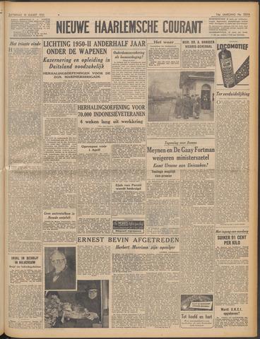 Nieuwe Haarlemsche Courant 1951-03-10
