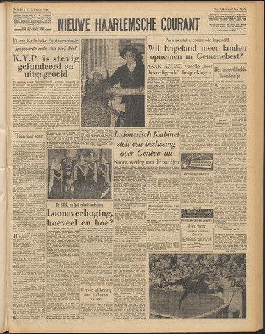 Nieuwe Haarlemsche Courant 1956-01-14