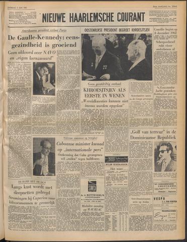 Nieuwe Haarlemsche Courant 1961-06-03