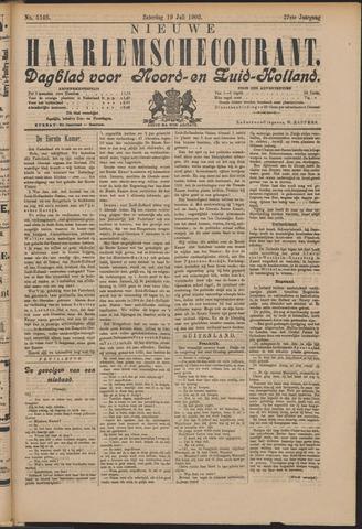 Nieuwe Haarlemsche Courant 1902-07-19