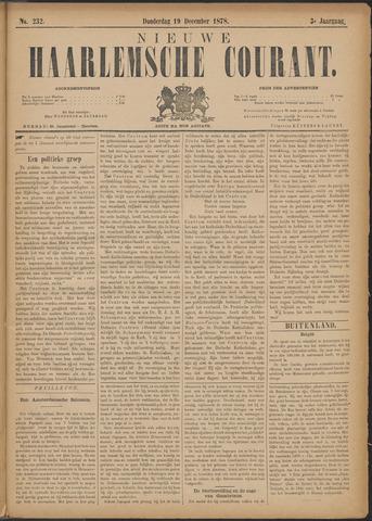Nieuwe Haarlemsche Courant 1878-12-19