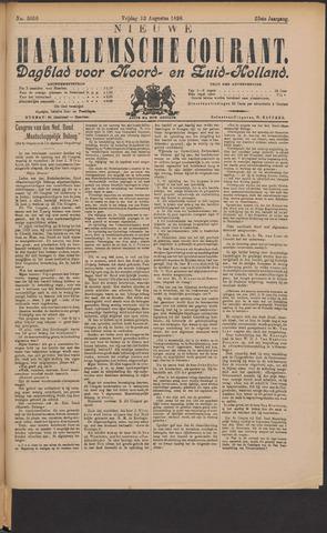Nieuwe Haarlemsche Courant 1898-08-12