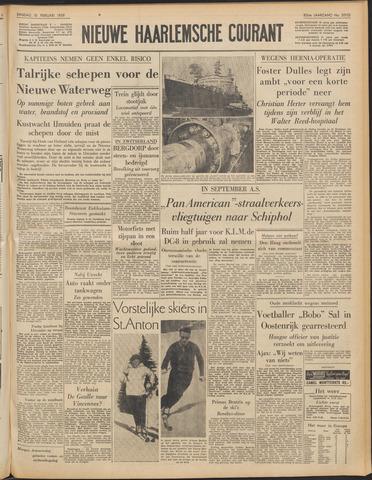 Nieuwe Haarlemsche Courant 1959-02-10