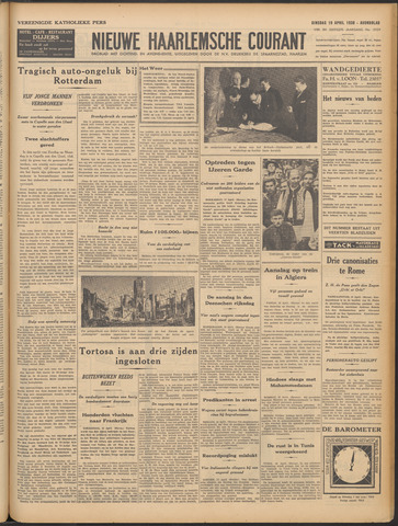 Nieuwe Haarlemsche Courant 1938-04-19