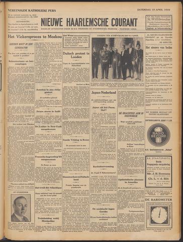 Nieuwe Haarlemsche Courant 1933-04-15