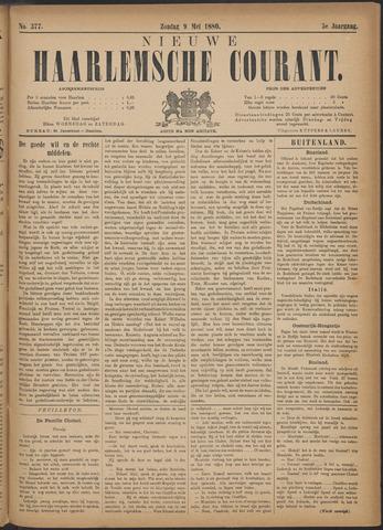 Nieuwe Haarlemsche Courant 1880-05-09