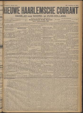 Nieuwe Haarlemsche Courant 1908-03-21