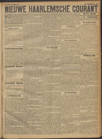 Nieuwe Haarlemsche Courant 1917-04-28
