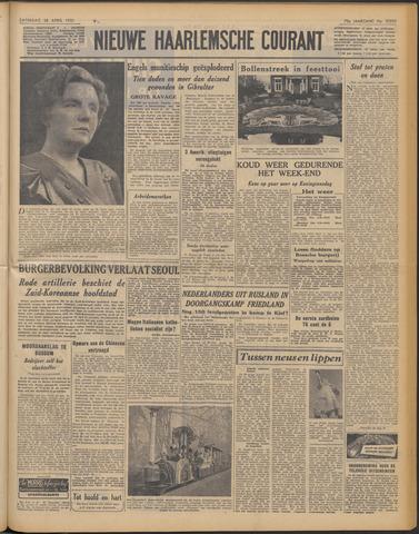 Nieuwe Haarlemsche Courant 1951-04-28