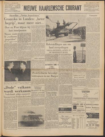Nieuwe Haarlemsche Courant 1961-10-11