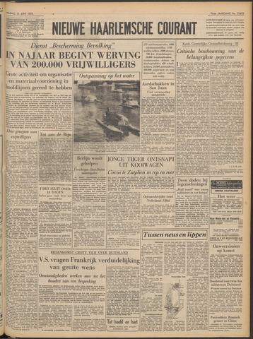 Nieuwe Haarlemsche Courant 1952-06-13