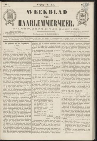 Weekblad van Haarlemmermeer 1861-05-17