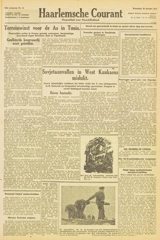 Haarlemsche Courant 1943-01-20