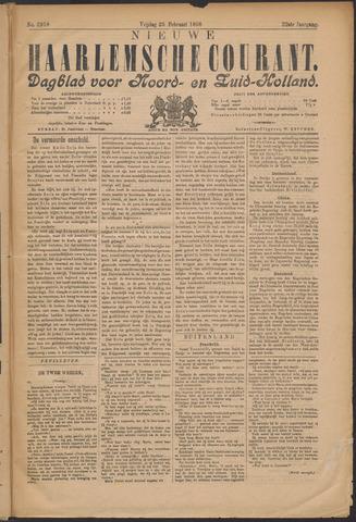 Nieuwe Haarlemsche Courant 1898-02-25