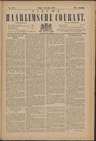 Nieuwe Haarlemsche Courant 1887-12-09