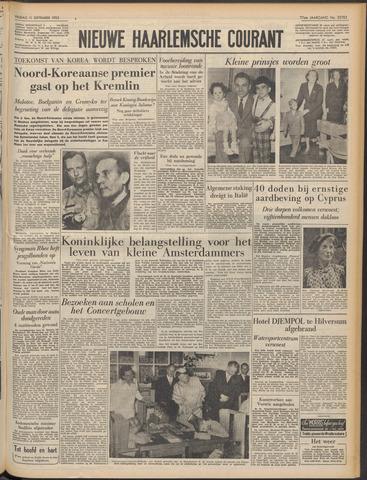 Nieuwe Haarlemsche Courant 1953-09-11
