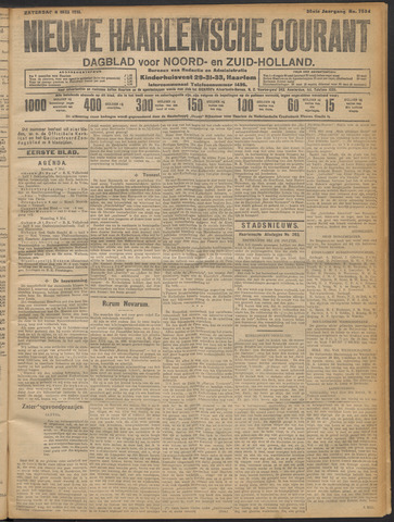 Nieuwe Haarlemsche Courant 1911-05-06