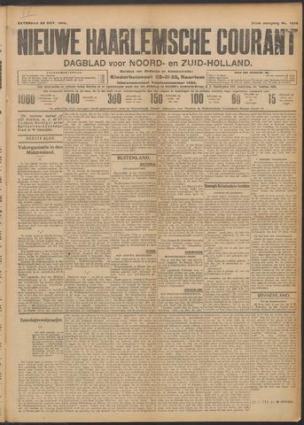 Nieuwe Haarlemsche Courant 1909-10-23
